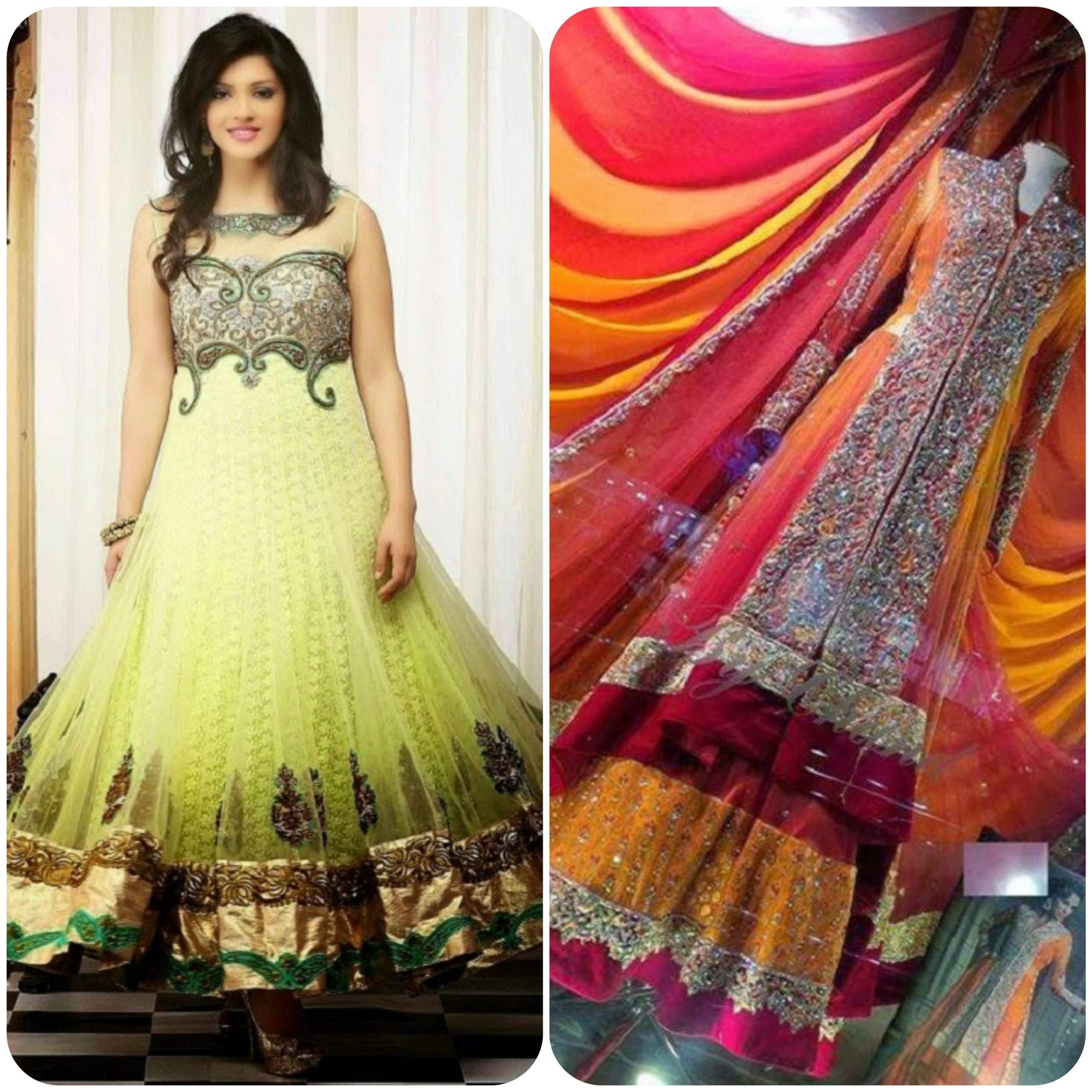 Best Design Dress for Bridal on Mehndi Function & Event | Stylo Planet