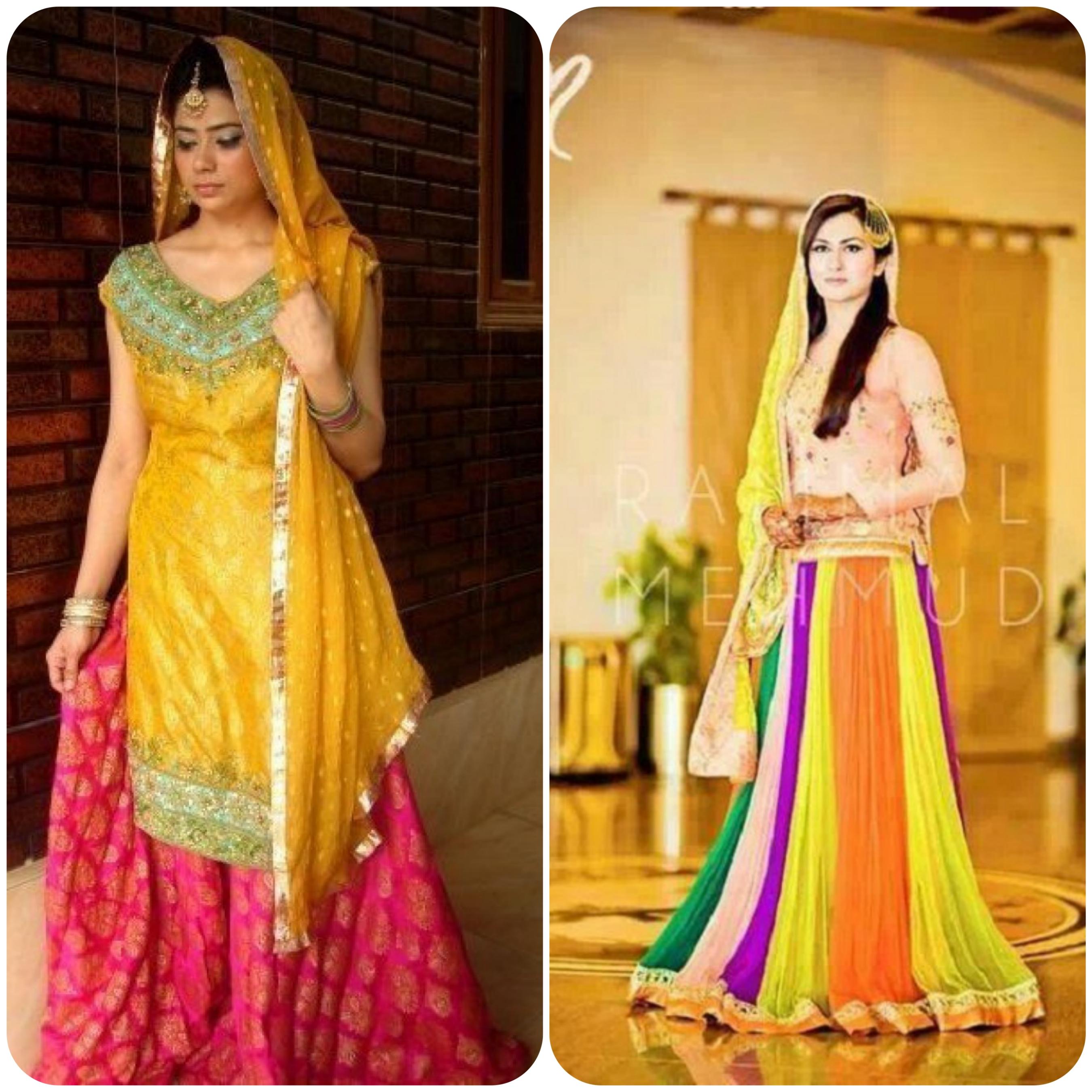3a9ea368bd56 latest bridal mehndi dresses 9 styloplanet .com