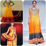 Cool mehandi style dress