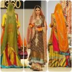 Pakistani Mehandi Dress