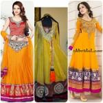 latest bridal mehndi dresses 17 styloplanet .com
