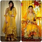 latest bridal mehndi dresses 13 styloplanet .com