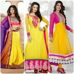 latest bridal mehndi dresses 22 . styloplanet.com