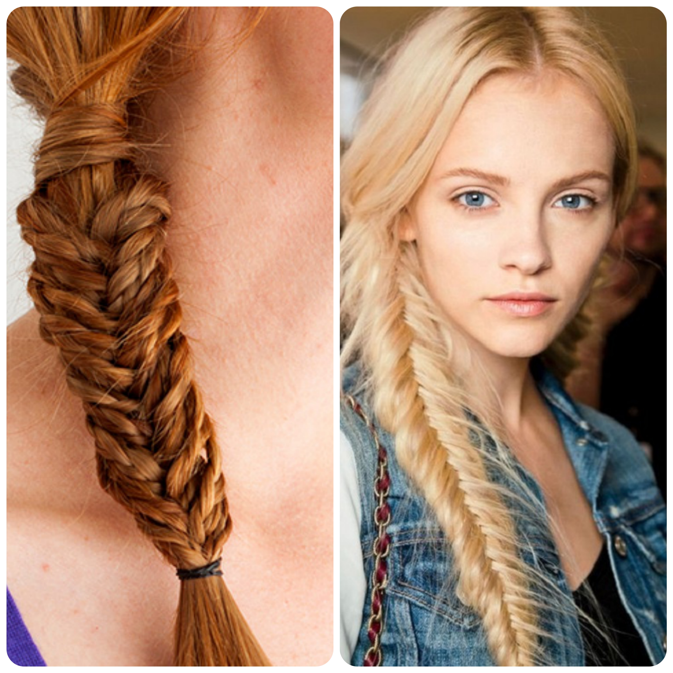 Messy-Fishtail-Braided-Hairstyle