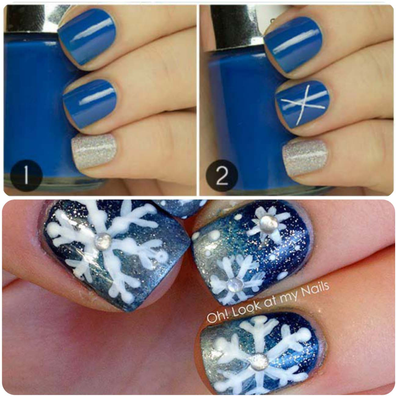 Charistmas Winter Nail art designs (31)_Fotor_Collage