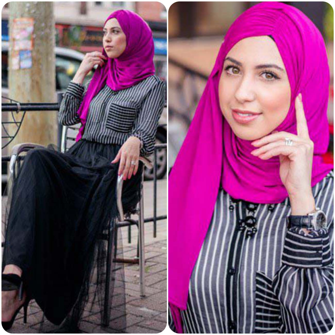 Hijaba and abaya 2016...styloplanet (5)
