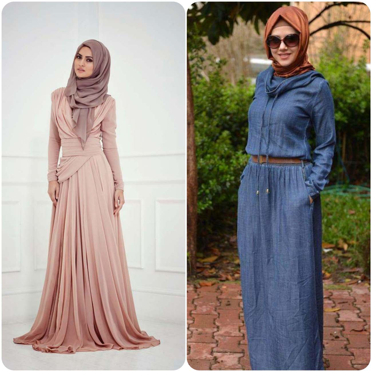 Hijaba and abaya 2016...styloplanet (9)