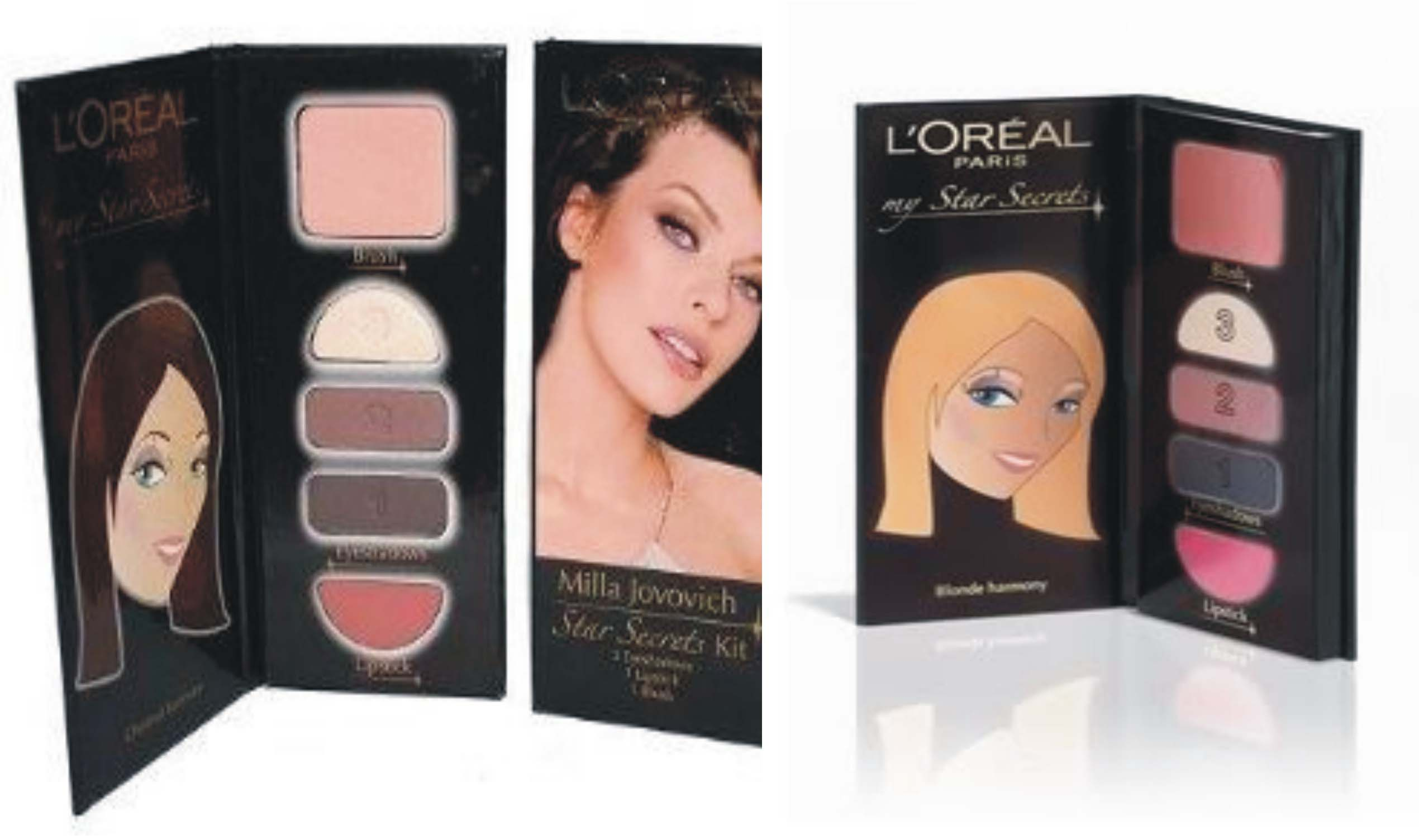 L'Oreal paris makeup kit for ladies