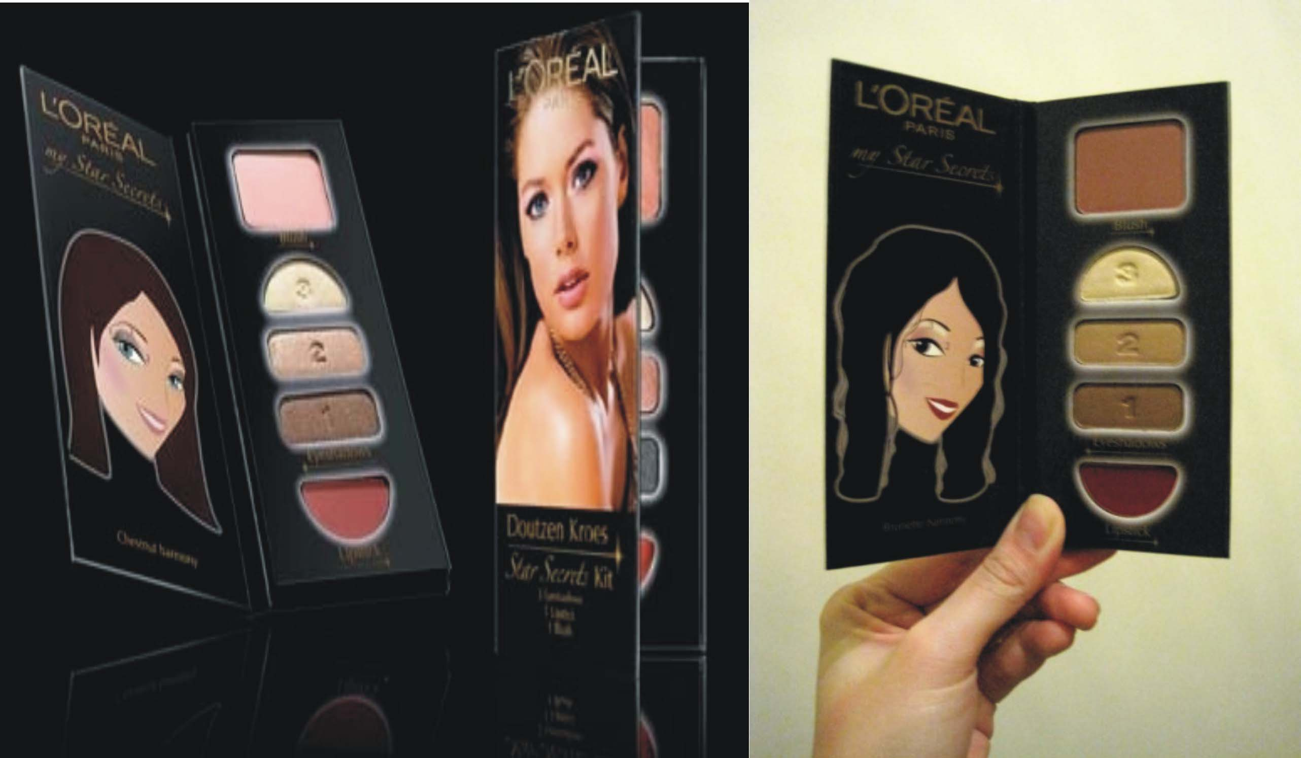 Loreal paris makeup kit..... styloplanet (3)