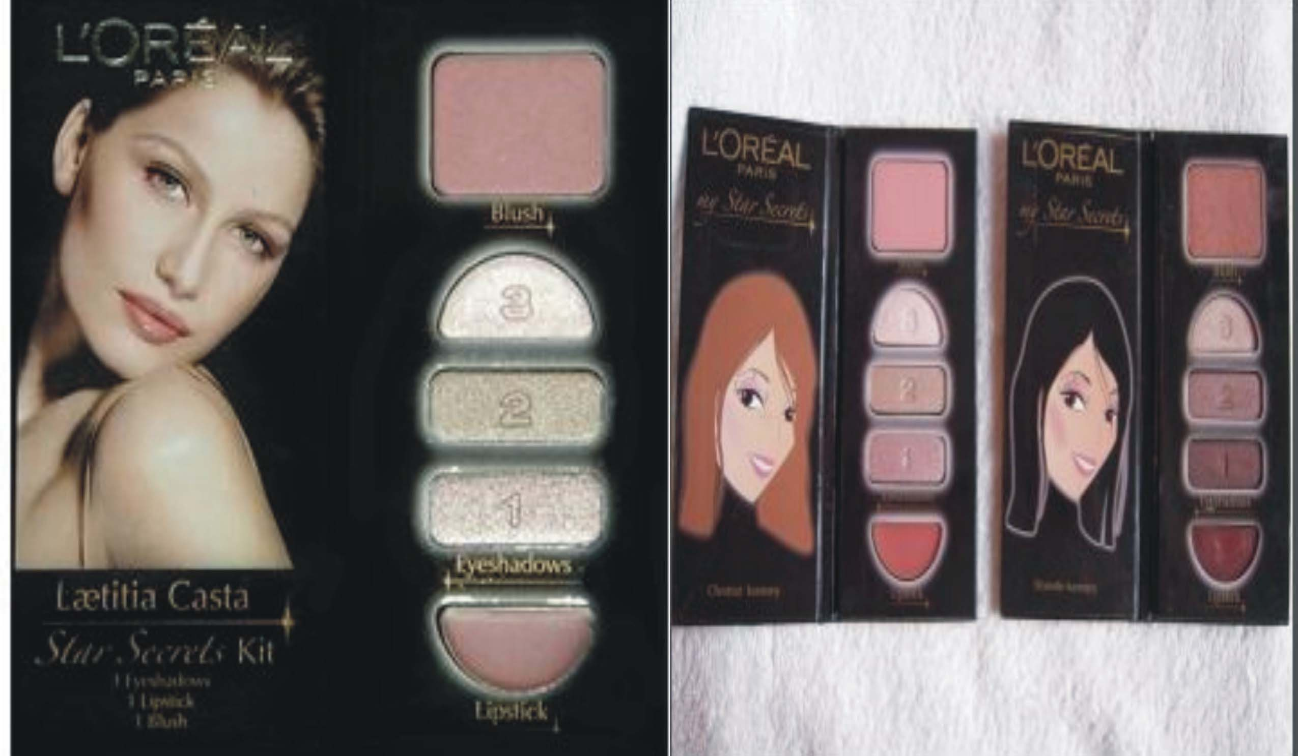 Loreal paris makeup kit..... styloplanet (5)