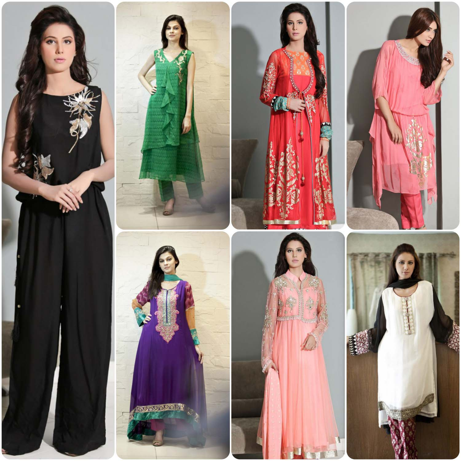 adc2a0af0c05 Best Evening Wear Dresses For girls By Maria.B