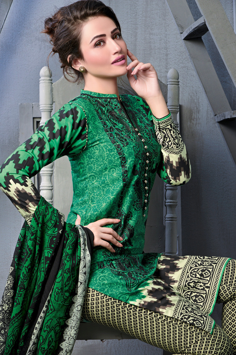 b04d178d24 Winter Gul Ahmed Silk Merino Collection 2015