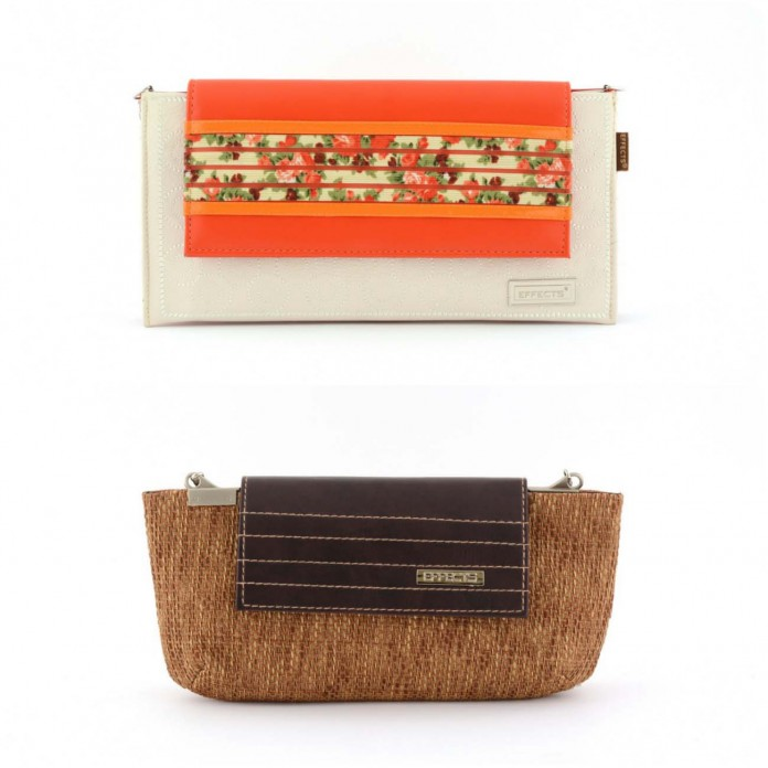 Latest ECS Clutches & Handbags