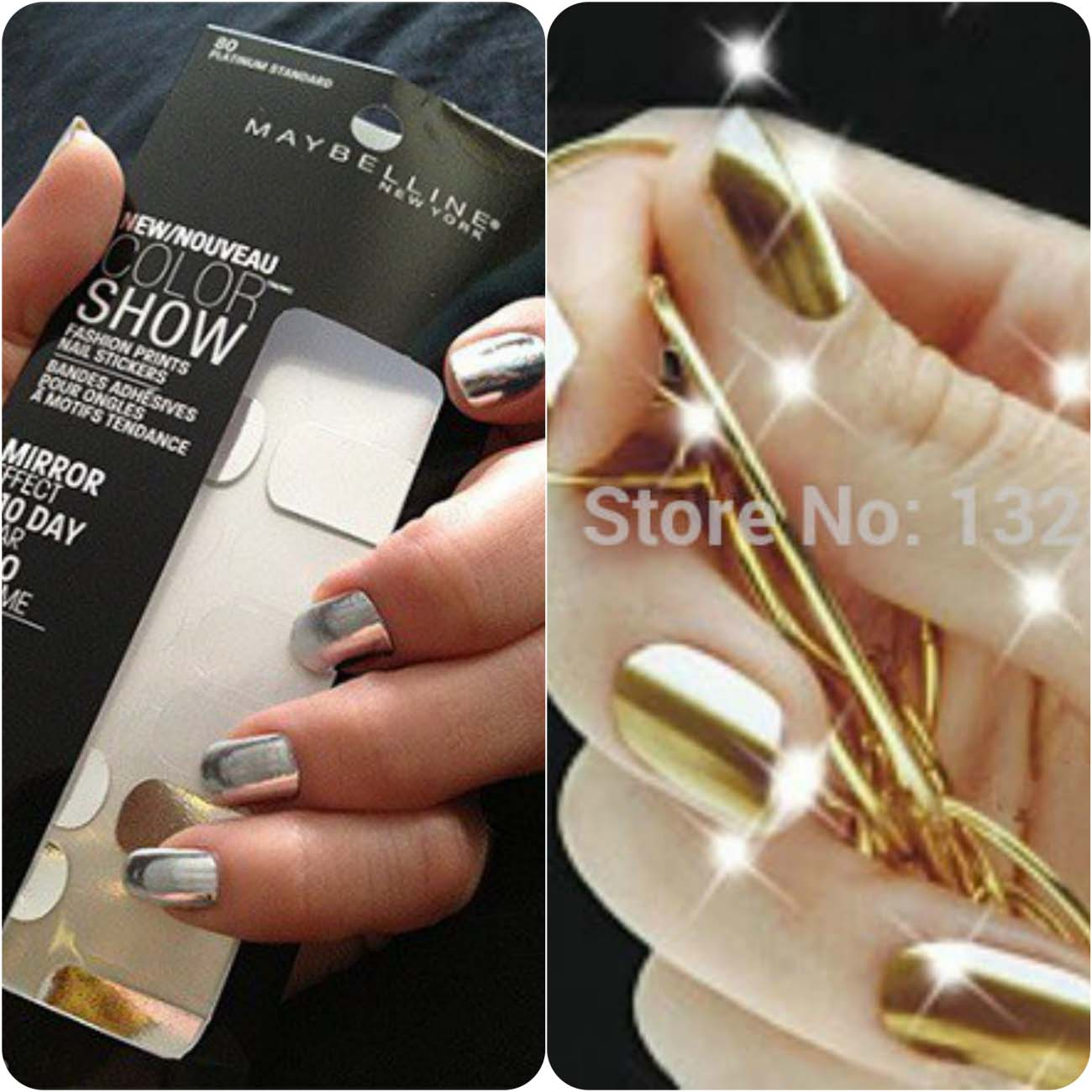 Best Dazzling Reflecting Nail Art Designs For Girls....styloplanet (11)