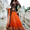 Latest anarkali lehnega choli dresses…. styloplanet (1)
