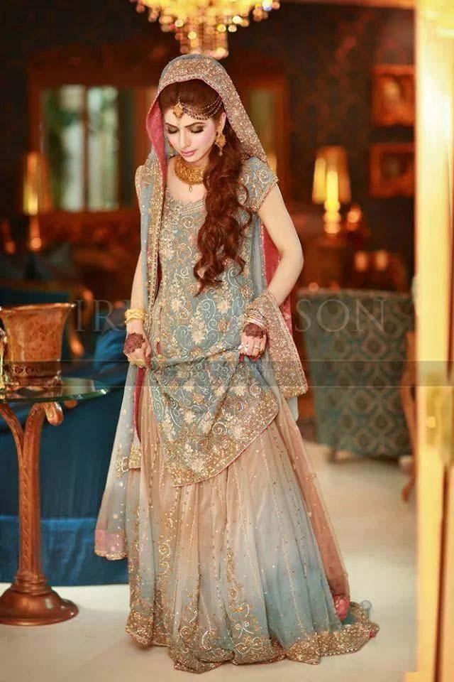 Latest pakistani bridal dresses 2016 2017 stylo planet for Pakistani designer wedding dresses 2017