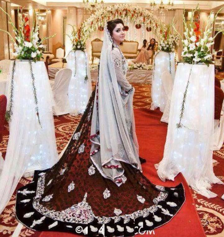 مدل لباس شیک زنانه پاکستانی 2016 جدید
