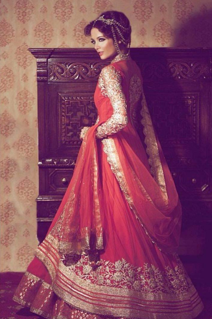 Latest Pakistani Bridal Dresses 2016-2017 | Stylo Planet