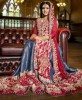 Pakistani Bridal Lehenga Dresses Designs Collection 2016-2017…styloplanet (6)