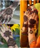 Best Round Tikki Mehndi Styles For Girls Hands 2016-2017…styloplanet (5)