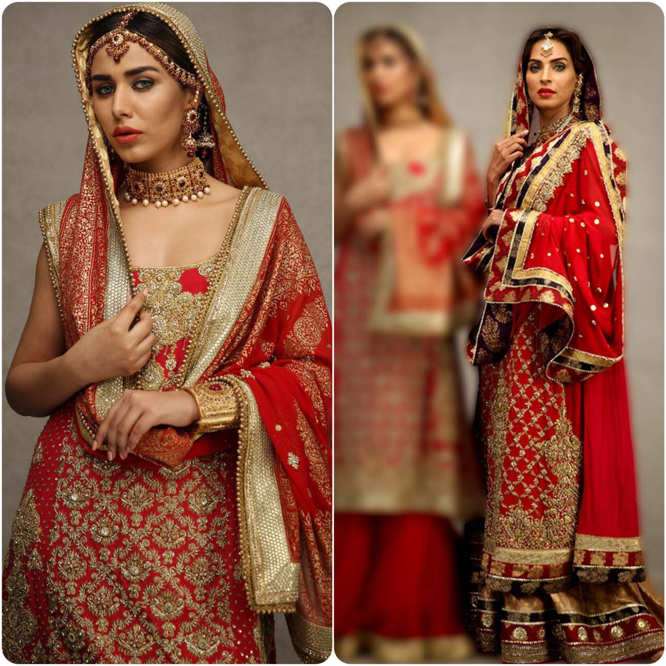 Deepak perwani Wedding Dresses Collection Fo Women 2016-2017...styloplanet (13)