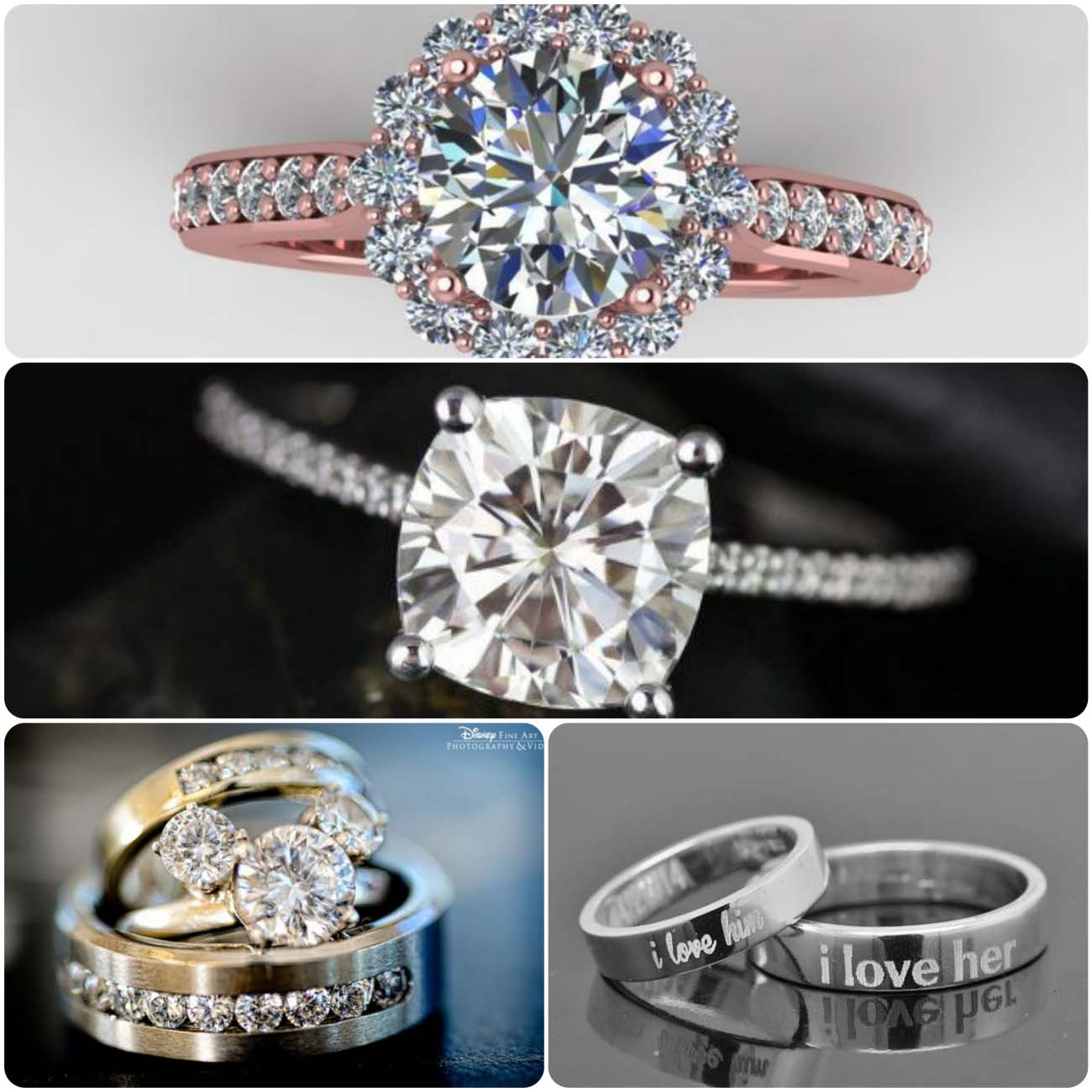 Engagement Rings Design For Men & Women 2016 | Stylo Planet