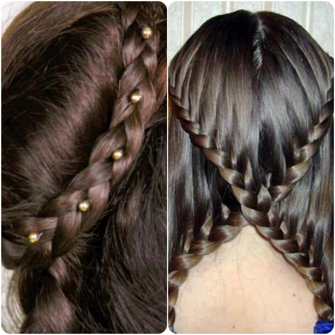 Different hairstyles for girls for party step by step