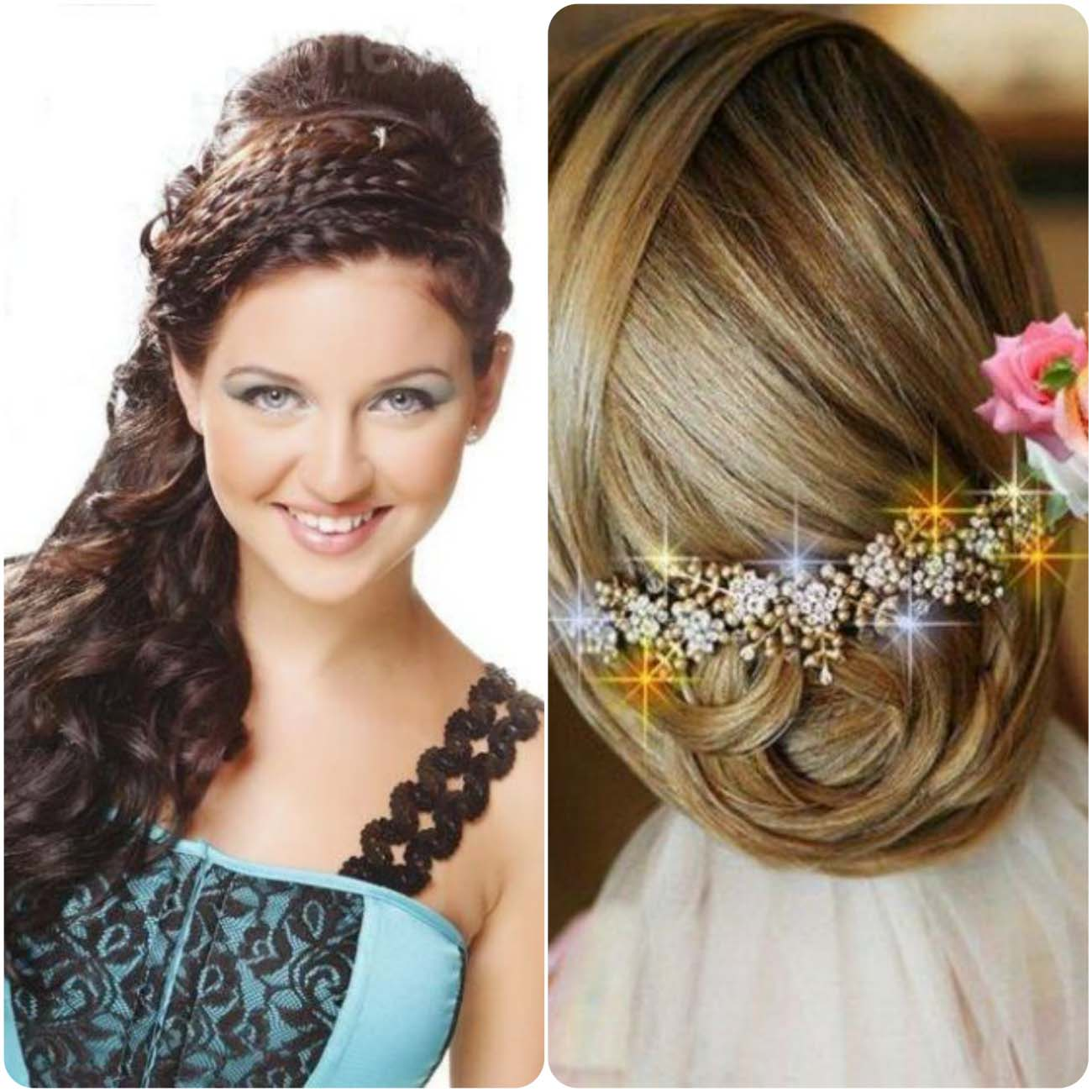 Magnificent Party Hairstyles Step By Step 2016 Stylo Planet Hairstyle Inspiration Daily Dogsangcom