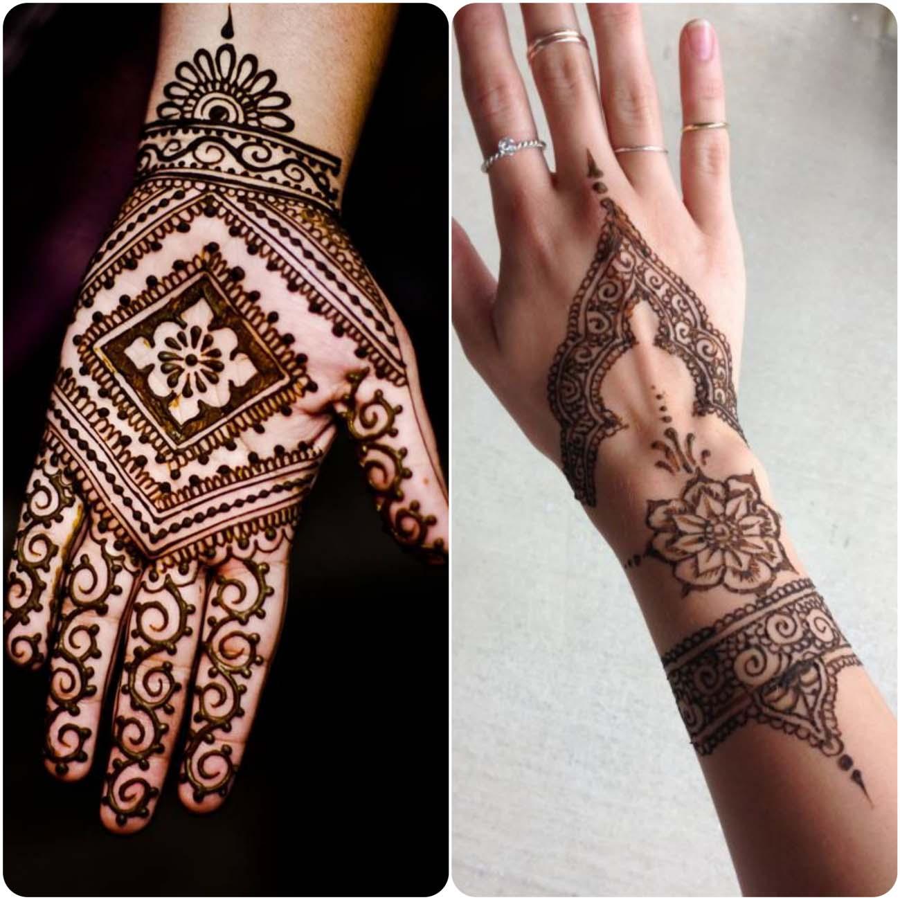 Best Turkish Mehndi Designs For Ladies 2016