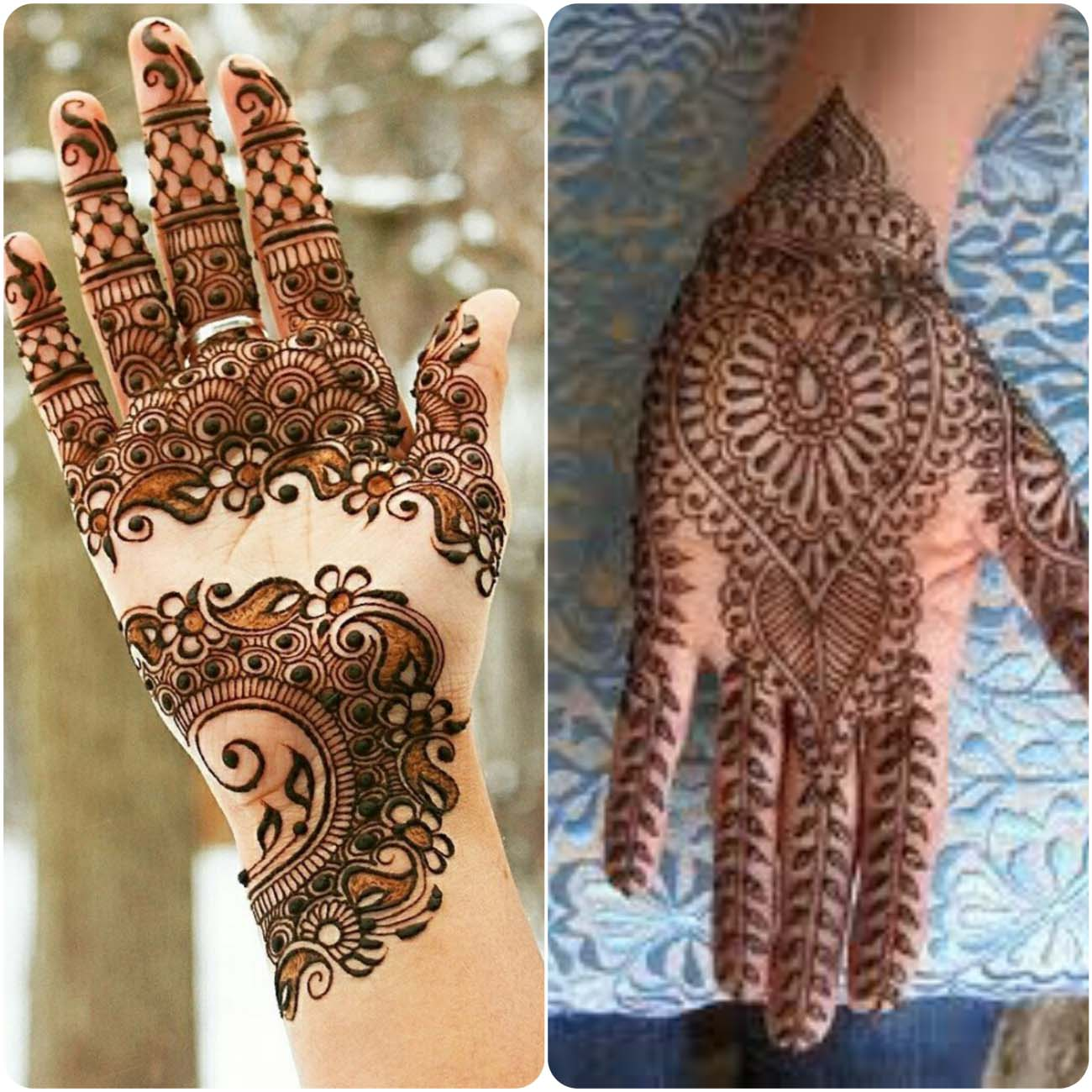 Latest Turkish Mehndi Designs Collection 2016-2107...styloplanet (20)
