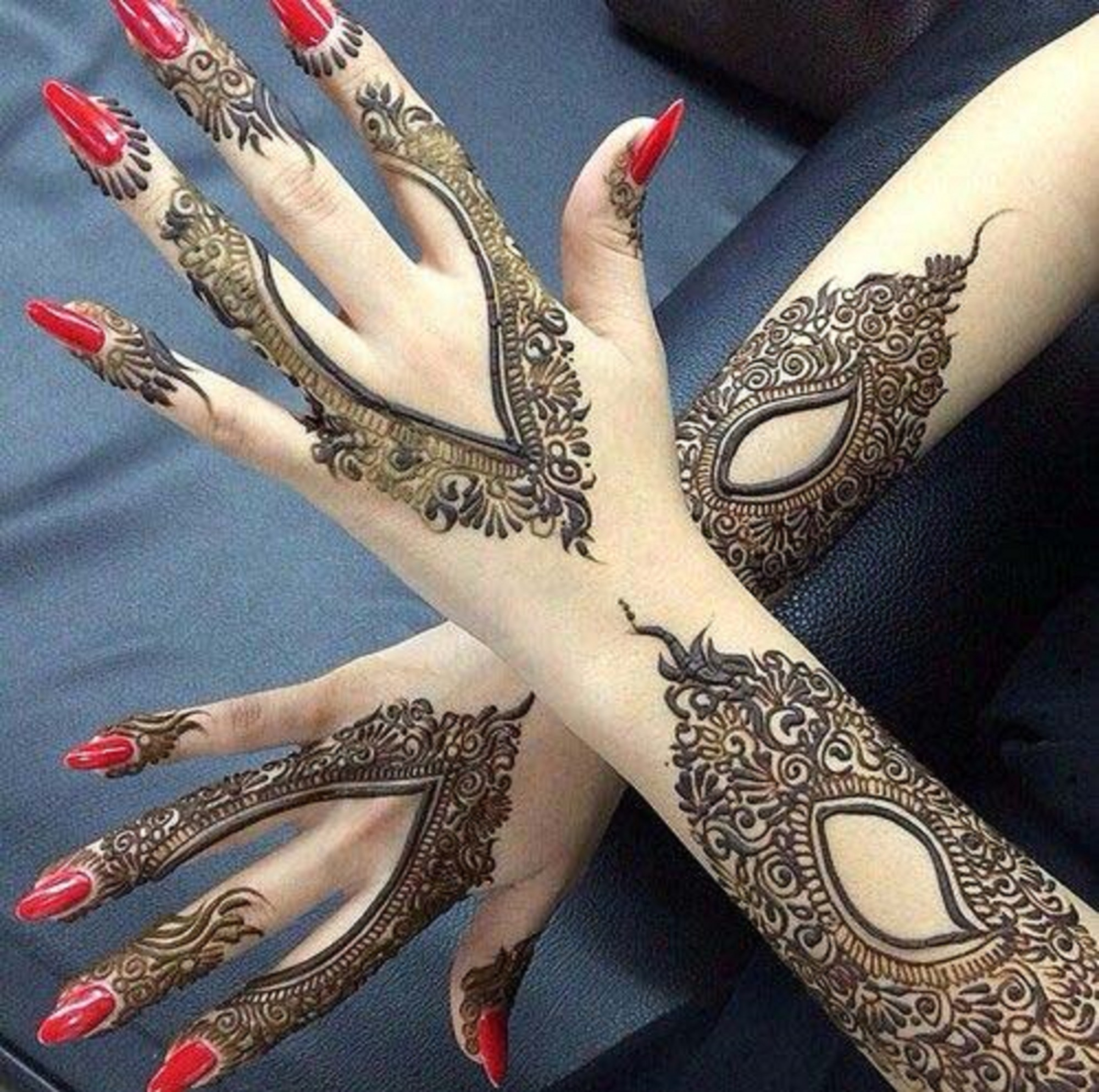 Latest Henna Mehndi Design : Best turkish mehndi designs for ladies stylo planet