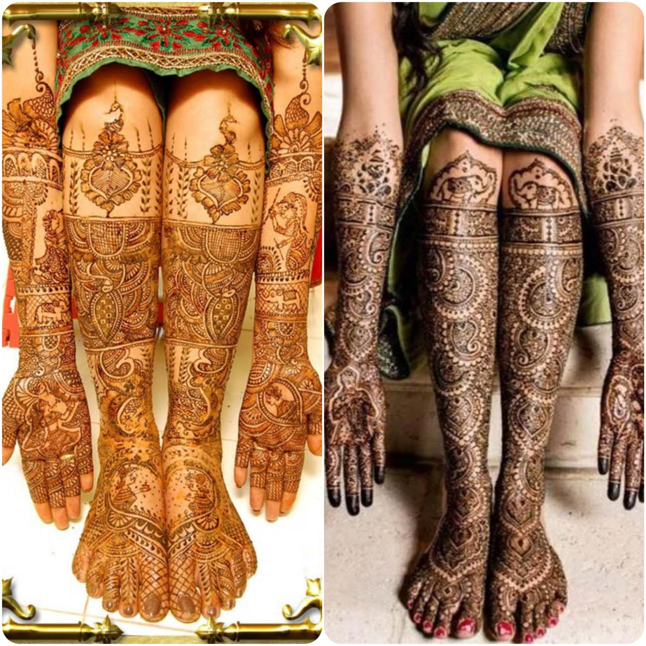 Latest Turkish Mehndi Designs Collection 2016-2107...styloplanet (24)