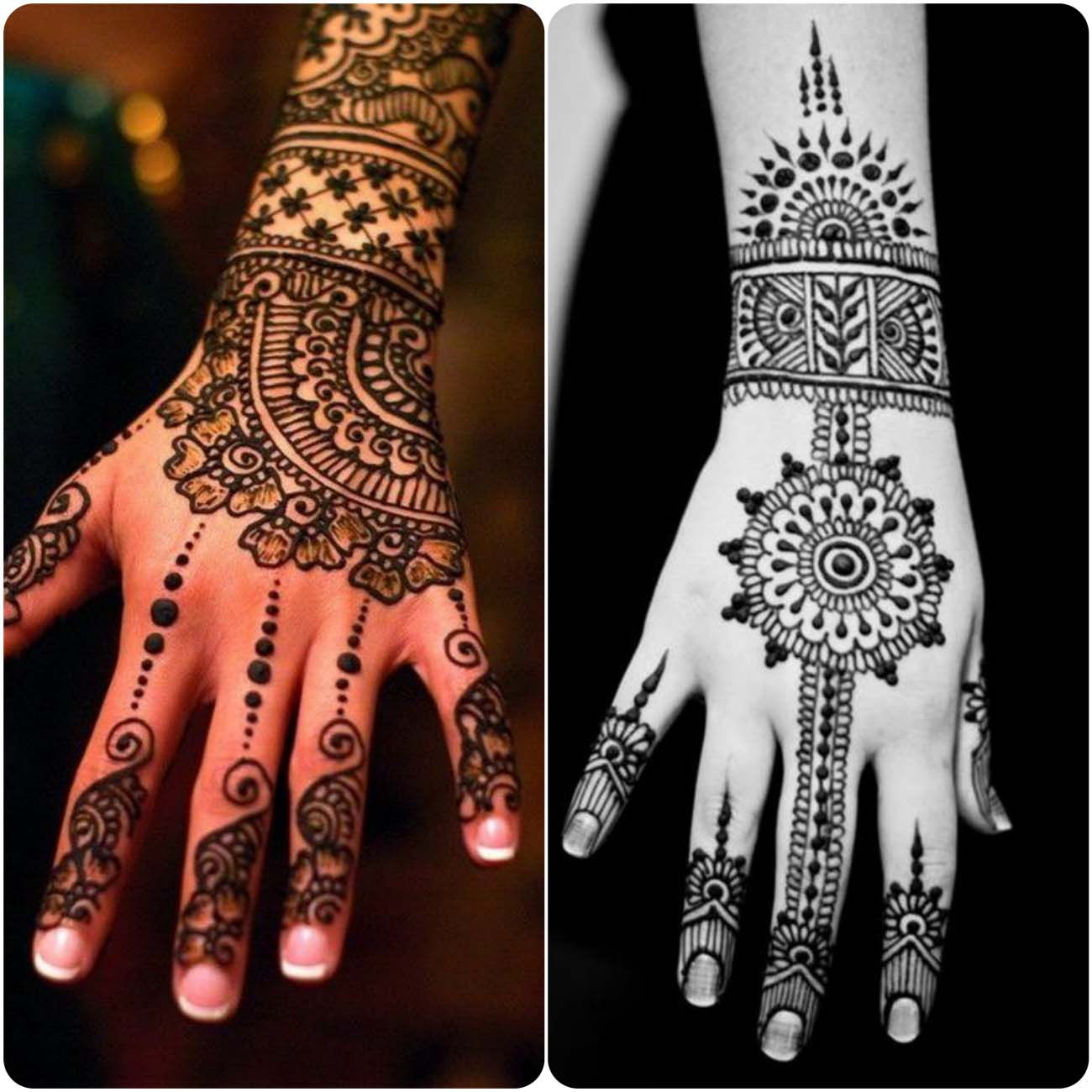 Latest Turkish Mehndi Designs Collection 2016-2107...styloplanet (25)