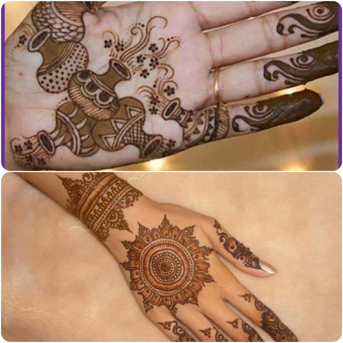Latest Turkish Mehndi Designs Collection 2016-2107...styloplanet (26)