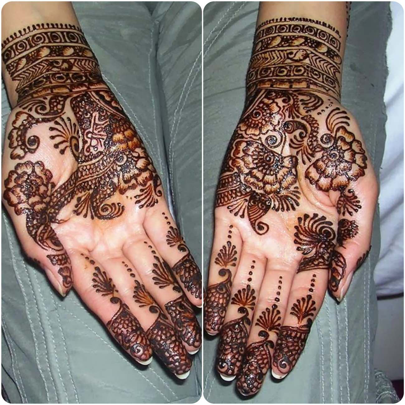 Latest Turkish Mehndi Designs Collection 2016-2107...styloplanet (29)