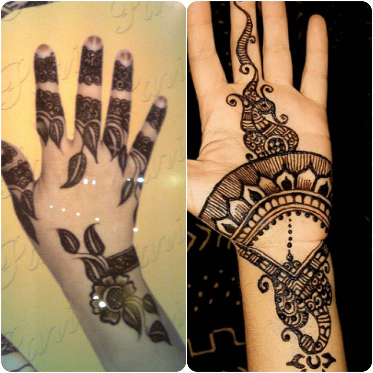 Latest Turkish Mehndi Designs Collection 2016-2107...styloplanet (6)