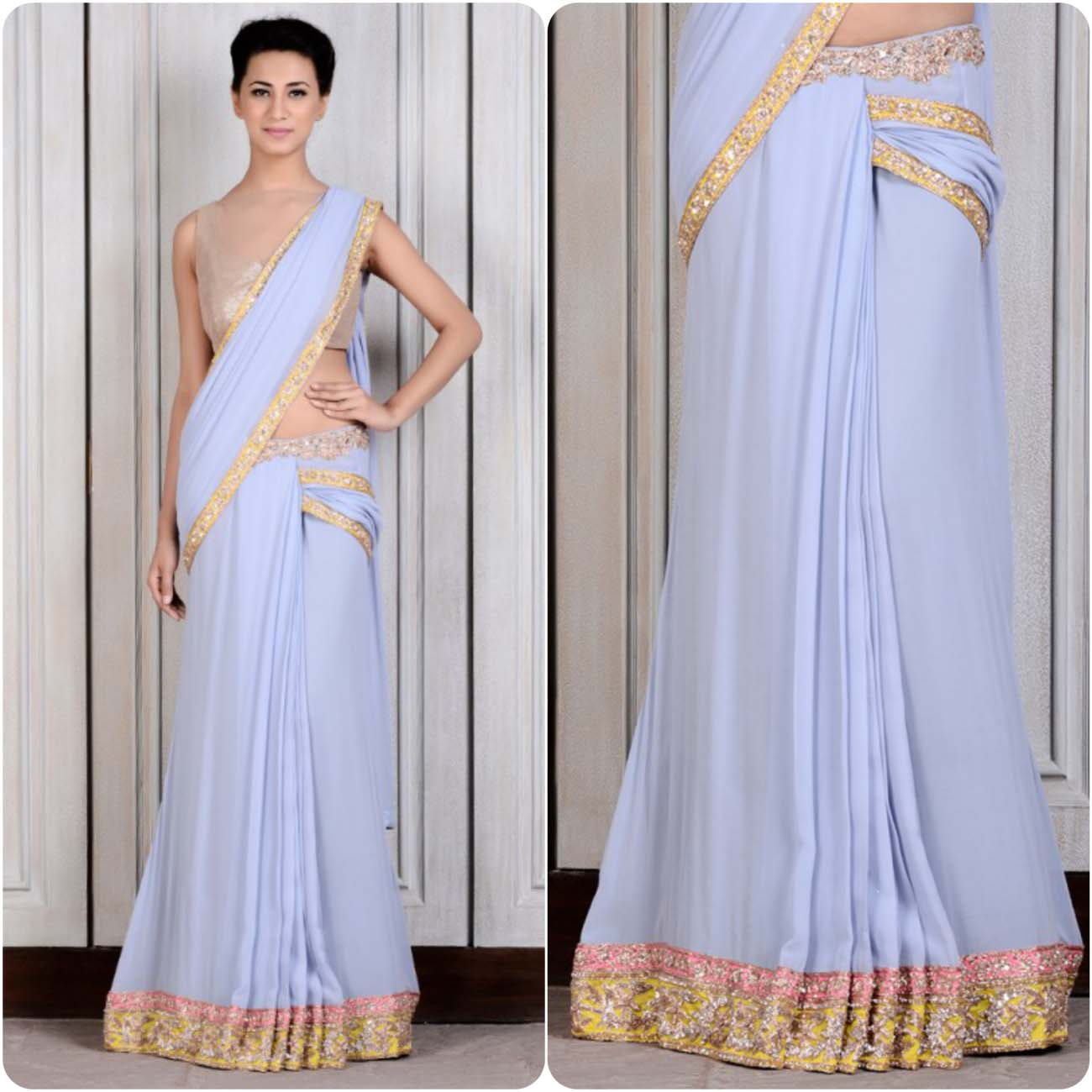 Manish Malhotra Designers Saree Collection 2016-2017...styloplanet (17)