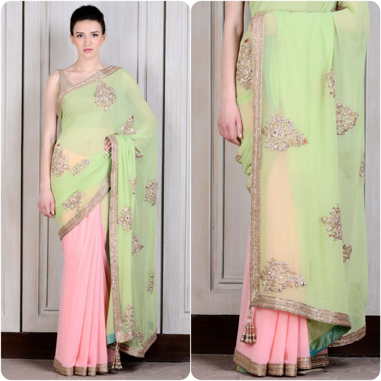 Manish Malhotra Designers Saree Collection 2016-2017...styloplanet (18)