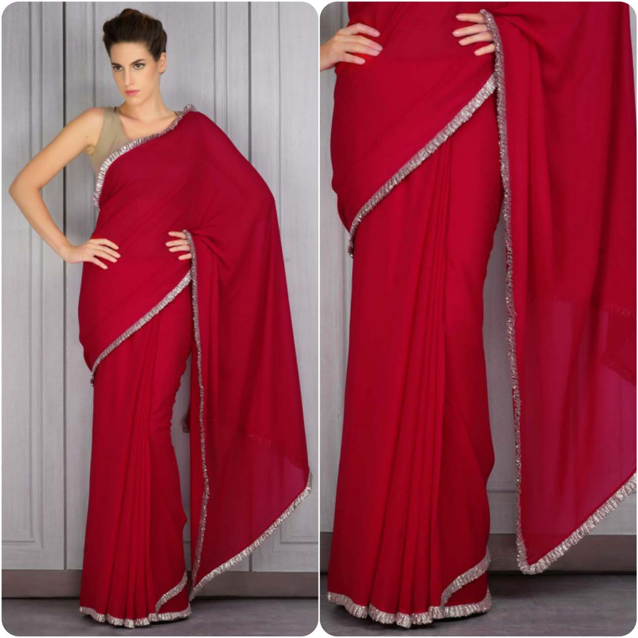 Manish Malhotra Designers Saree Collection 2016-2017...styloplanet (21)
