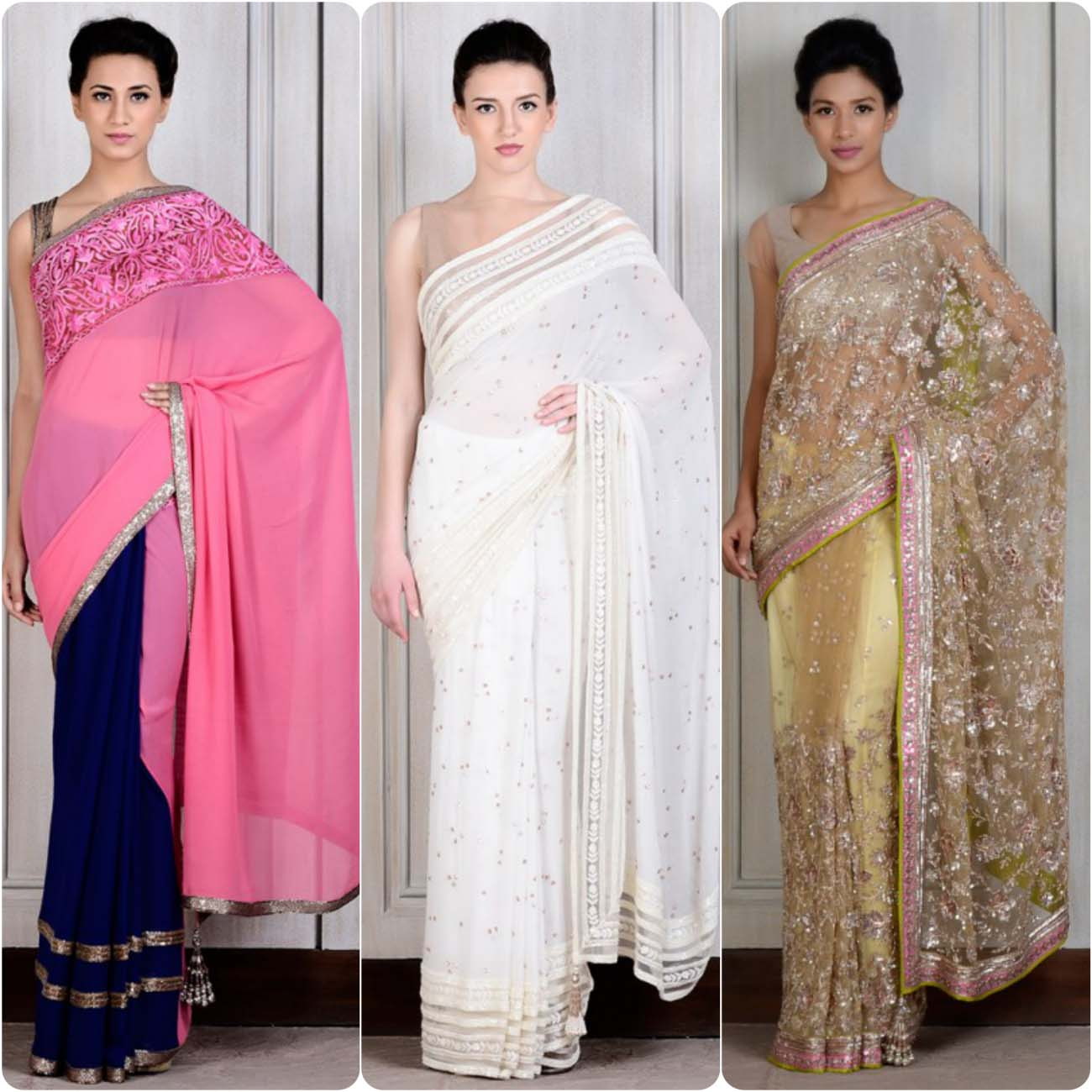 To acquire Malhotra manish latest saree designs pictures trends