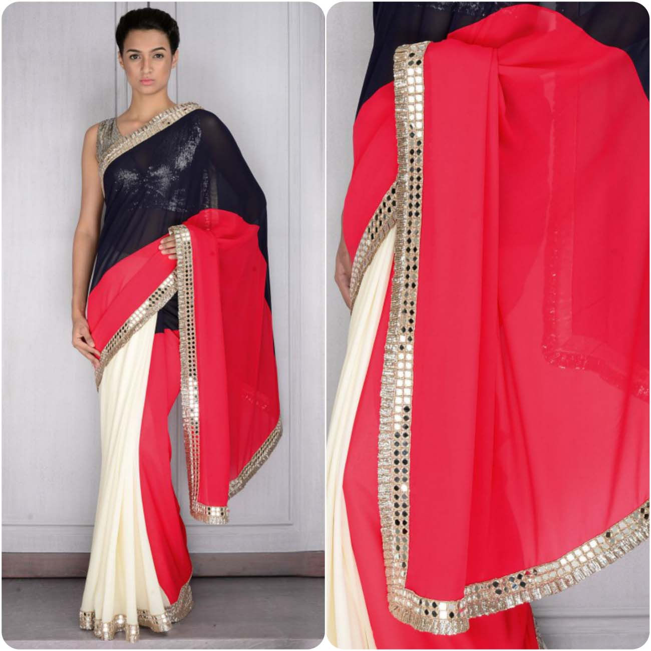 Manish Malhotra Designers Saree Collection 2016-2017...styloplanet (8)