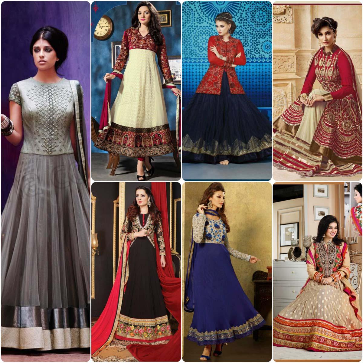 d9a2e61c4 Natasha Couture Latest Indian Anarkali Dress Desigs Collection 2016-2017