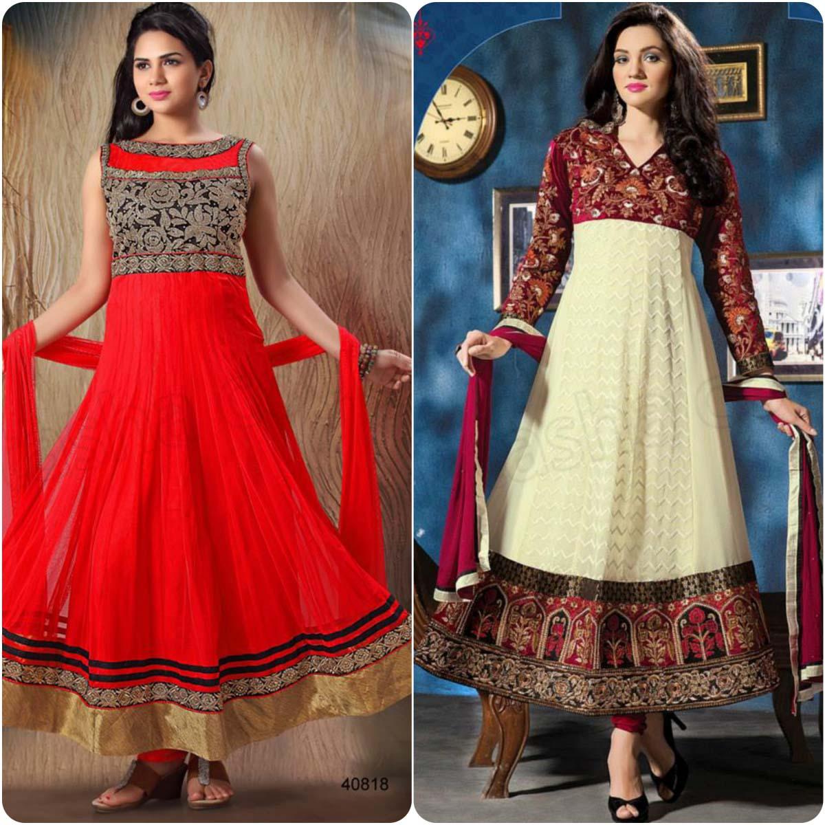 Natasha Couture Latest Indian Anarkali Dress Desigs Collection 2016-2017...styloplanet (17)