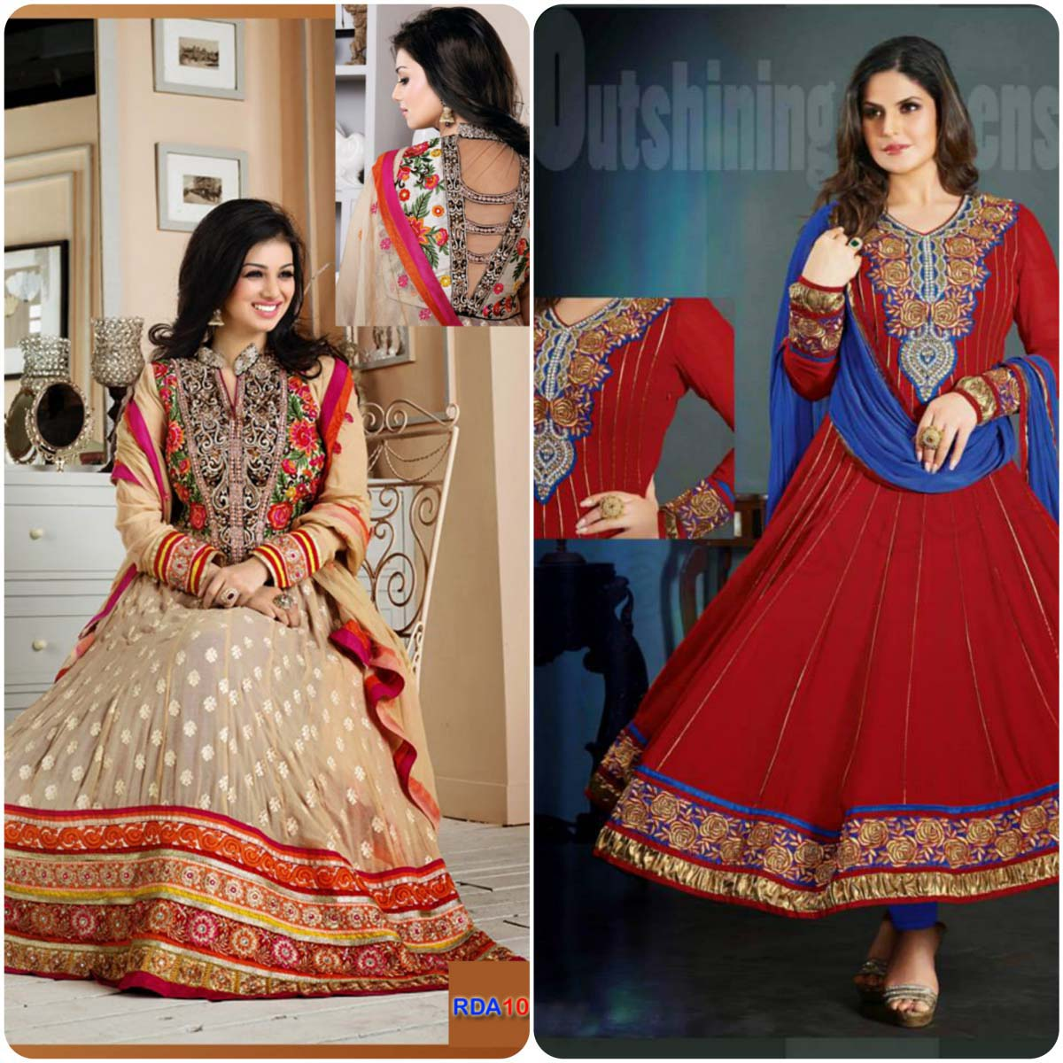 Natasha Couture Latest Indian Anarkali Dress Desigs Collection 2016-2017...styloplanet (5)