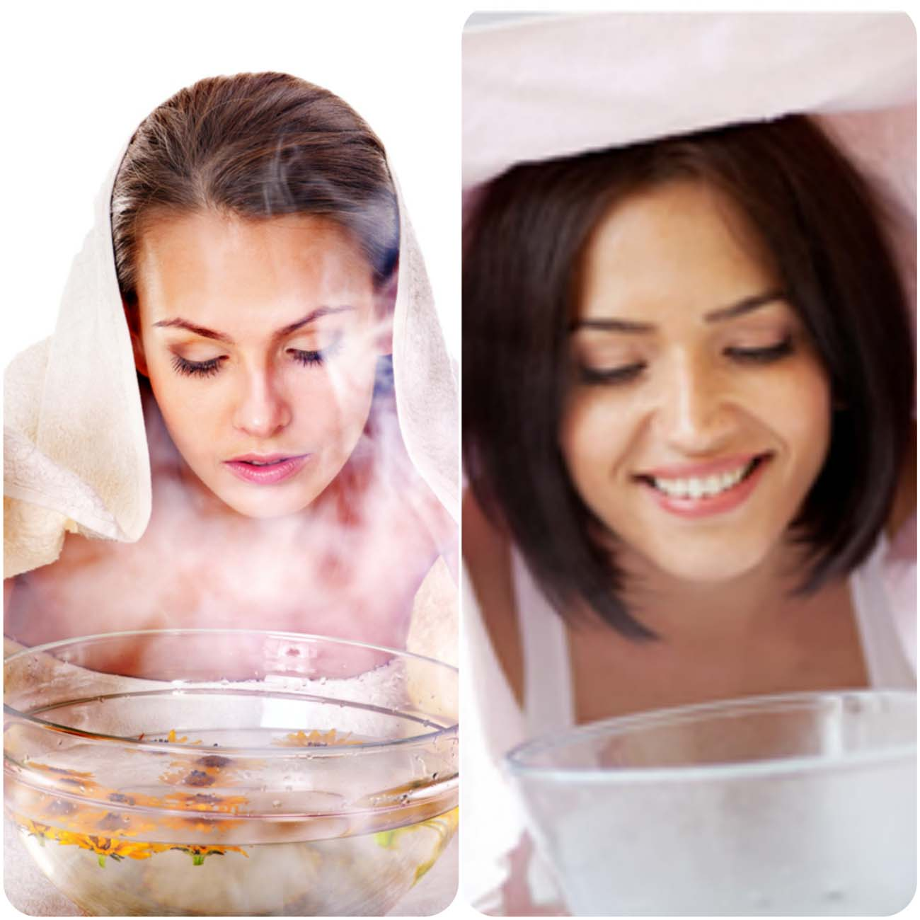 tips to avoid from dead skin by steam bath