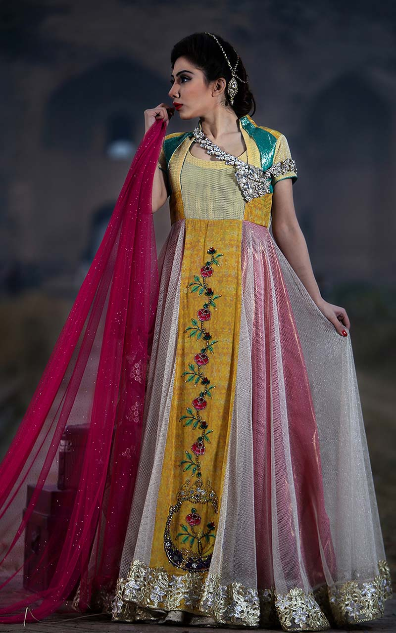 zahra ahmed dresses