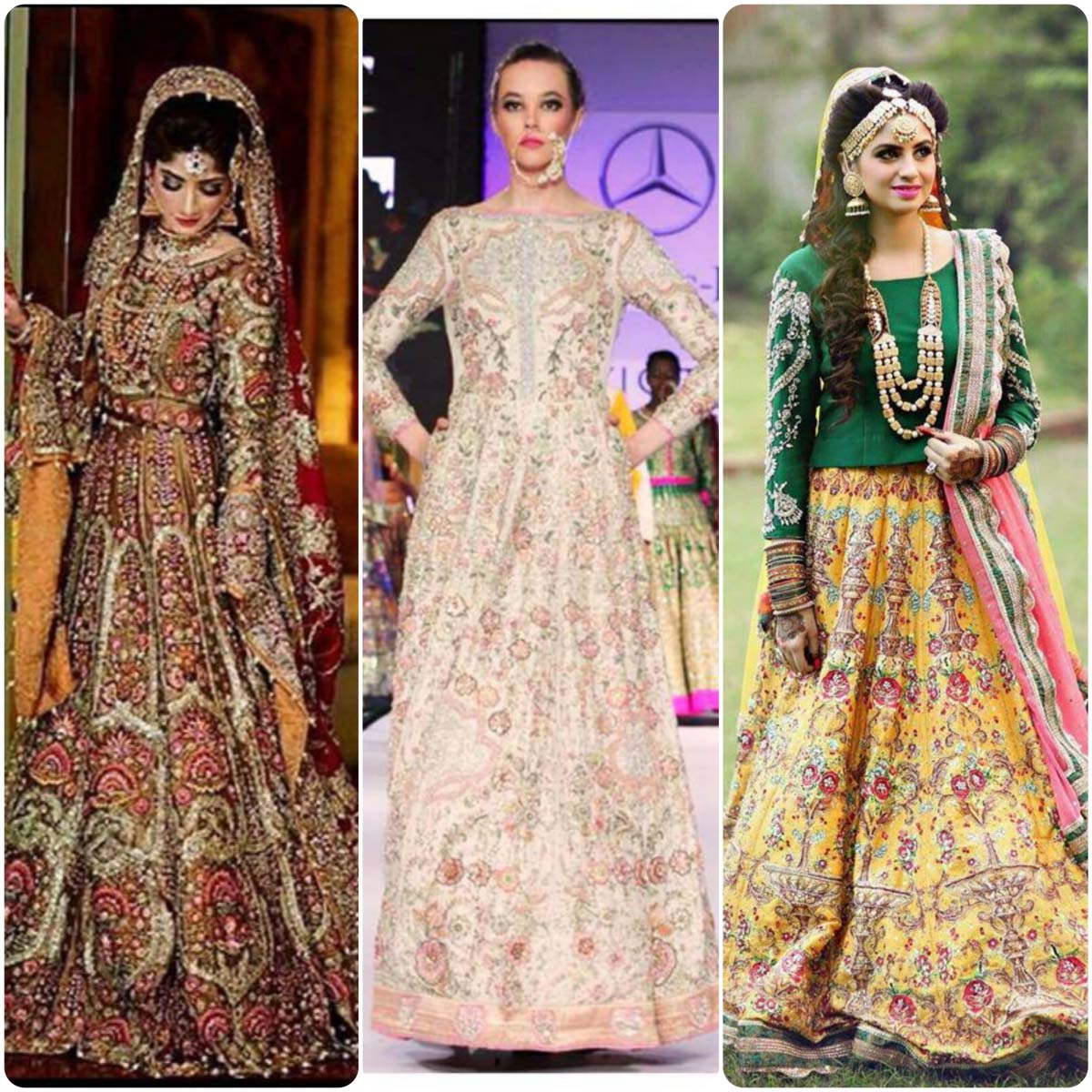 230c2df11a2e Latest Ali Xeeshan Bridal Collection 2016