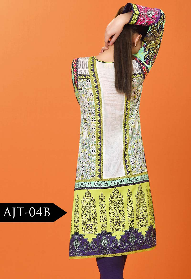 Asim Jofa Tunic Embroidered Kurties Collection 2016-2017..styloplanet (1)