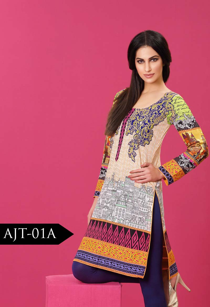 Asim Jofa Tunic Embroidered Kurties Collection 2016-2017..styloplanet (14)