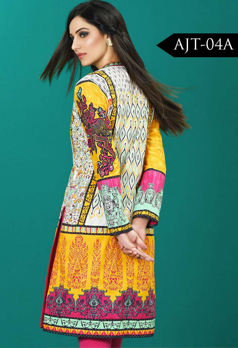 Asim Jofa Tunic Embroidered Kurties Collection 2016-2017..styloplanet (24)